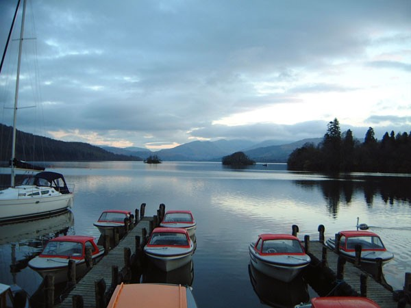 Police were called to a boat at Lake Windermere following reports of three people suffering breathing difficulties (Lakedistrictattractions)