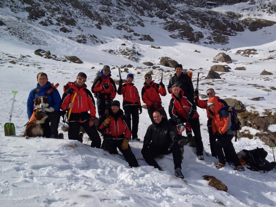 Llanberis mountain rescue