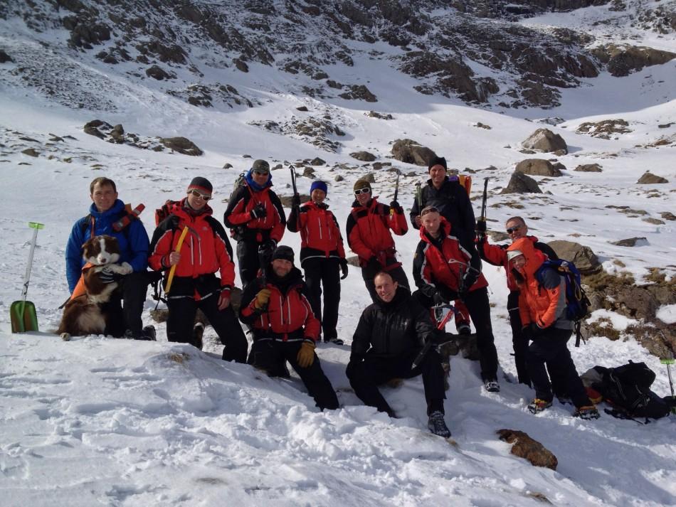 Llanberis mountain rescue