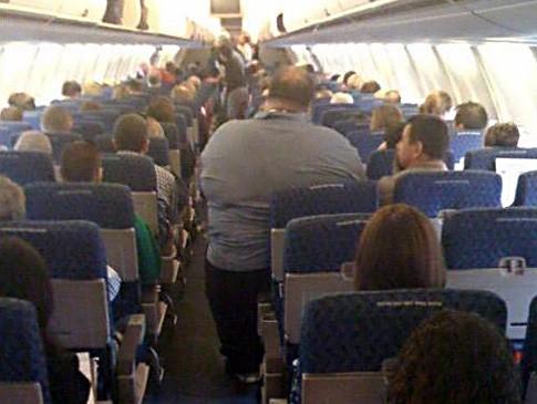Overweight passengers