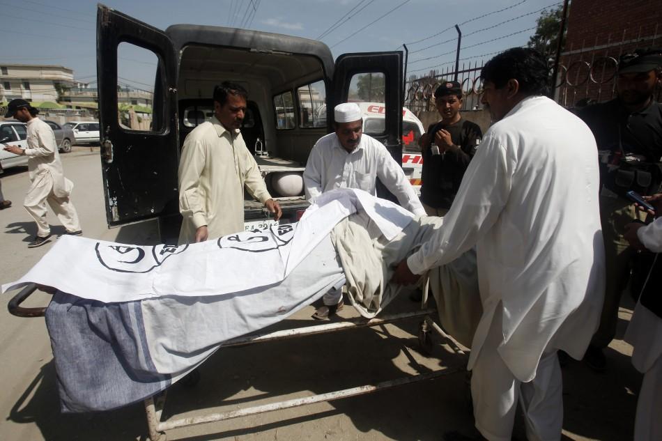 Pakistan power plant attack
