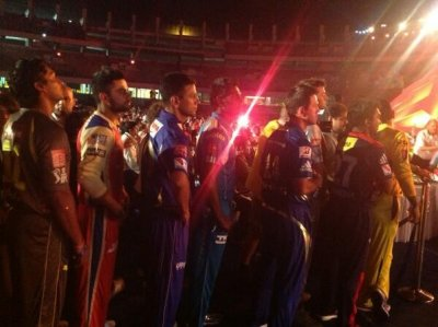 IPL 2013 Opening Ceremony First Pictures