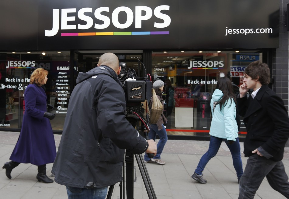 Jessops photography shop