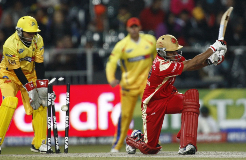 Royal Challengers Bangalore v Chennai Super Kings