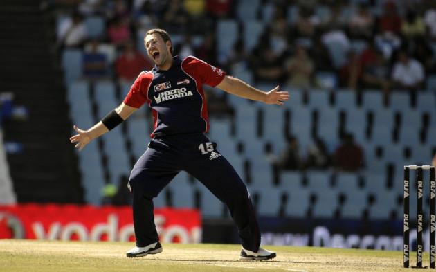 Daniel Vettori for Delhi Daredevils in IPL 2009
