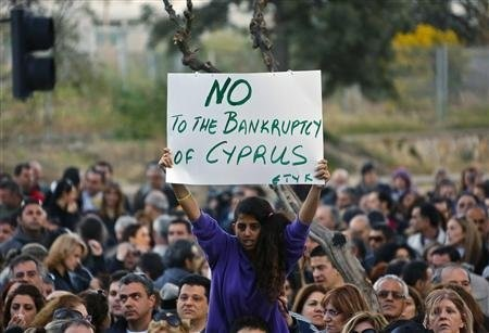 cyprus bailout crisis