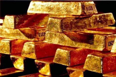 Gold bullion of Germany