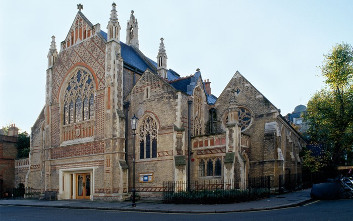 God And Mammon Knightsbridge Church Becomes 163 50m Super Home
