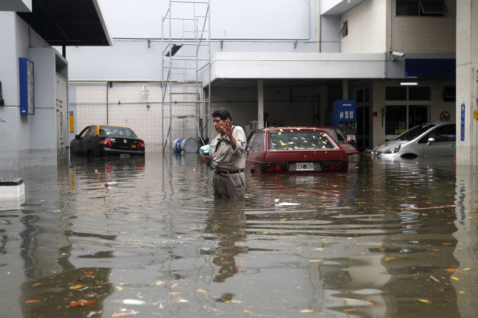 Buenos Aires floodings