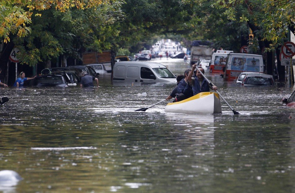 Buenos Aires Flooding