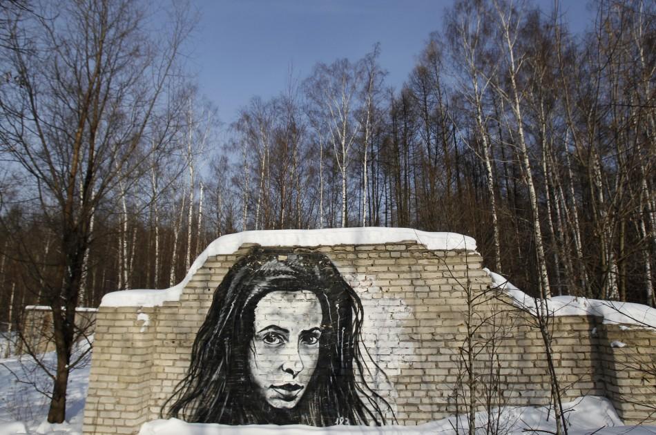 Russian Banksy