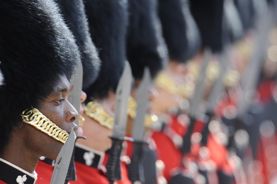 British Royal Guards
