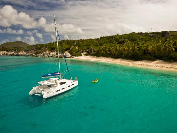 British Virgin Islands: Trouble in paradise