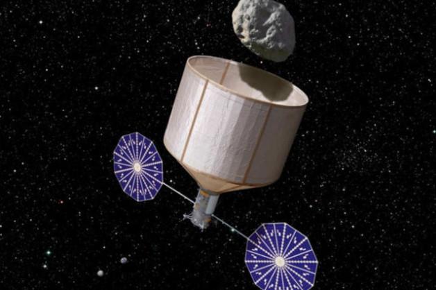 Nasa asteroid probe