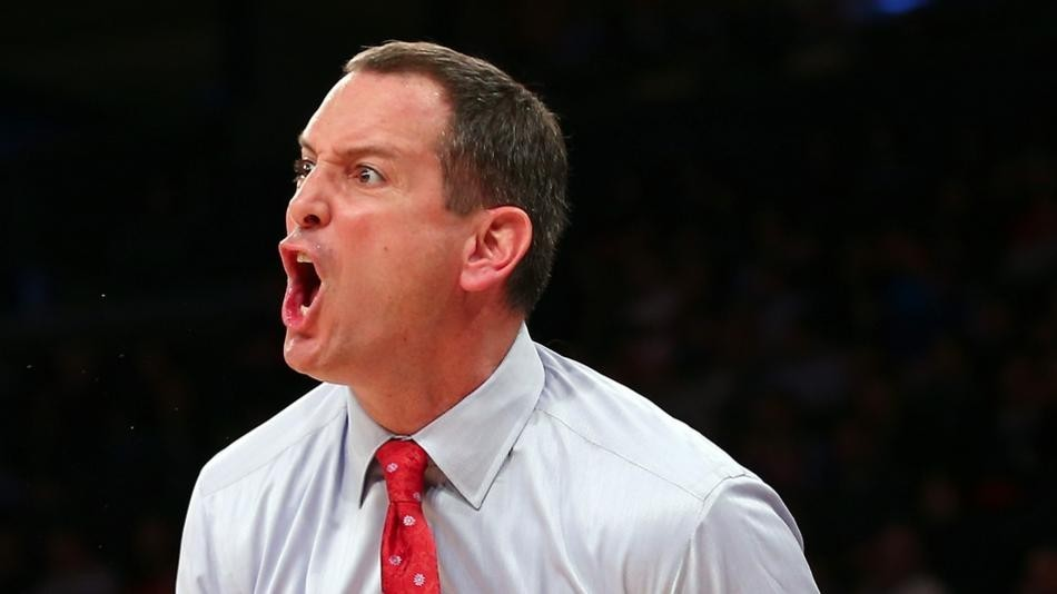 Rutgers basketball coach Mike Rice in need of anger management classes
