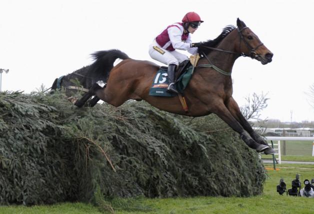 Jockey Katie Walsh