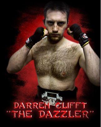 Neo-Nazi extremist Darren Clifft