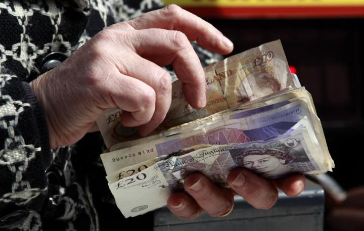 UK bank notes