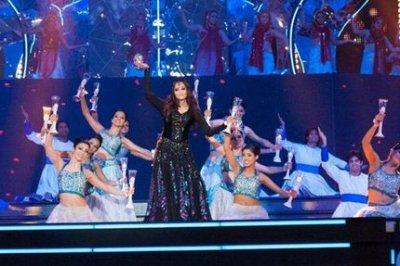 Aishwarya Rai Bachchans return to the stage at the TOIFA