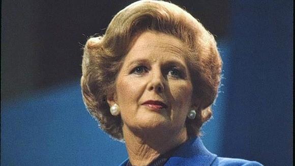 Margaret Thatcher: