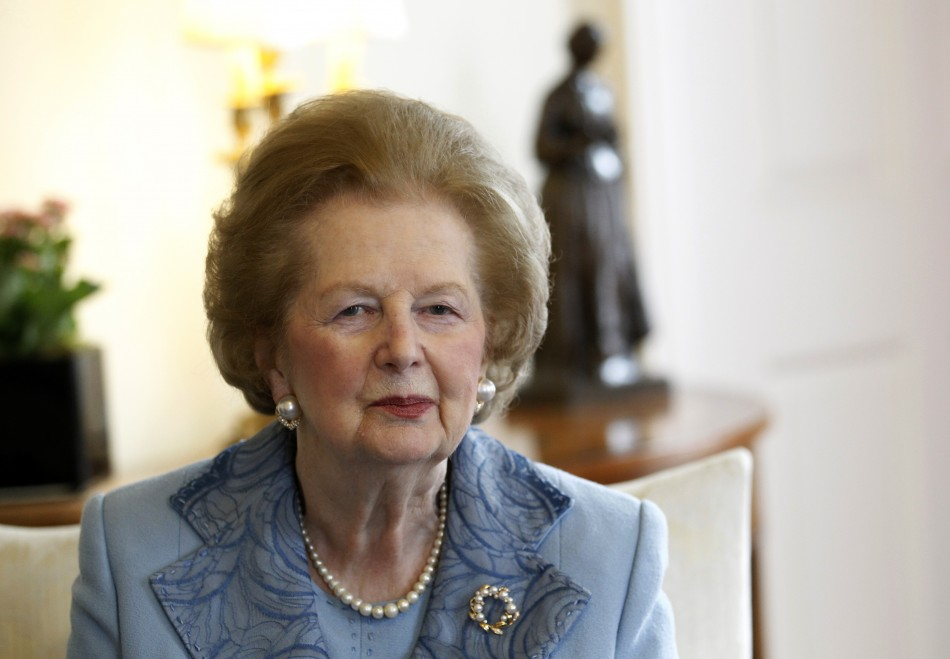 Margaret Thatcher has Died aged 87 (Reuters)