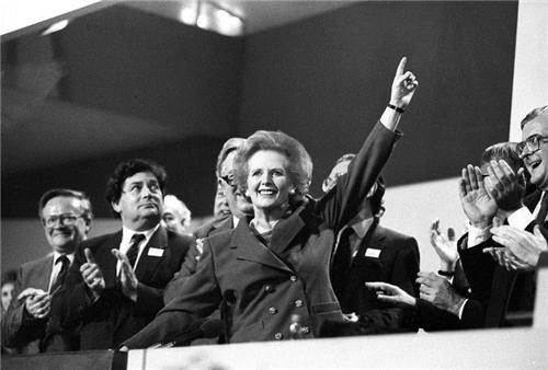 politics essays thatcher thatcherism government Although thatcherism was based on the austere-sounding philosophy of monetarism, thatcher wanted to put a human face on it, so she talked about running the country's finances like a thrifty housewife.