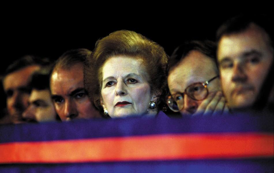 Margaret Thatcher Dies from Stroke at 87