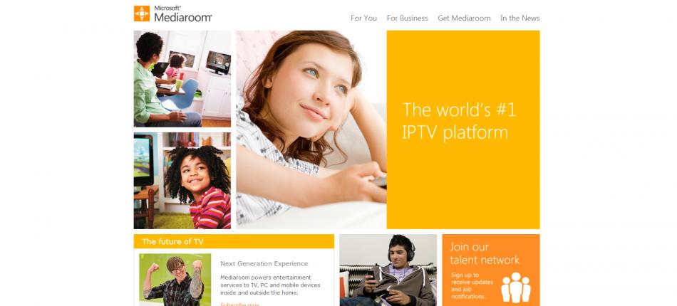 Microsoft sells IPTV service Mediaroom to Ericsson