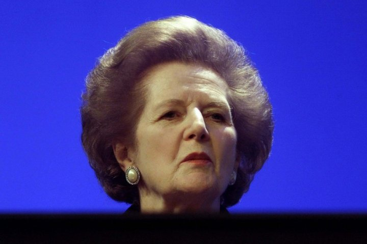 Thatcher was Conservative prime minister from 1979 to 1990 (Reuters)