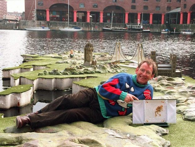 Fred Talbot's home was raided by police in December (ITV)