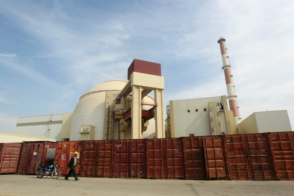 Bushehr nuclear power