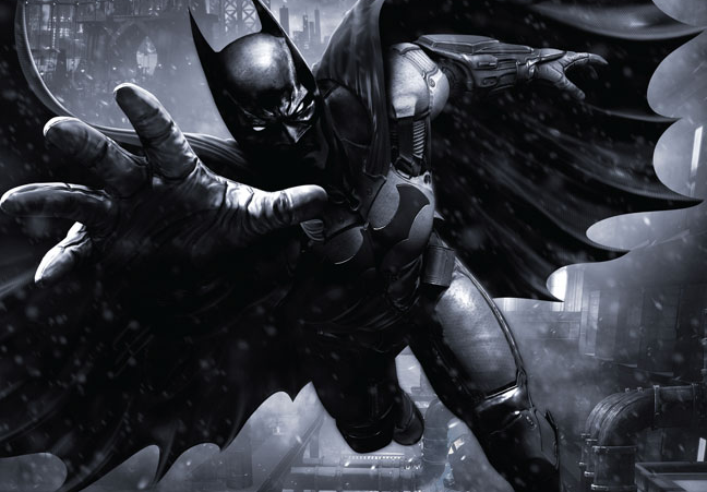 Batman Arkham Origins Release Date Announced