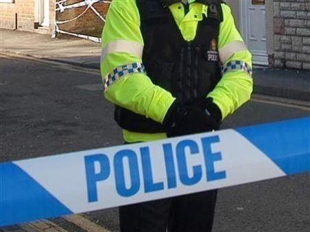 Police were called to the house where they found a man suffering from stab wounds and bodies of woman and her son