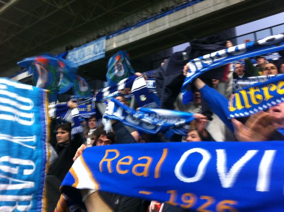 Oviedo fans