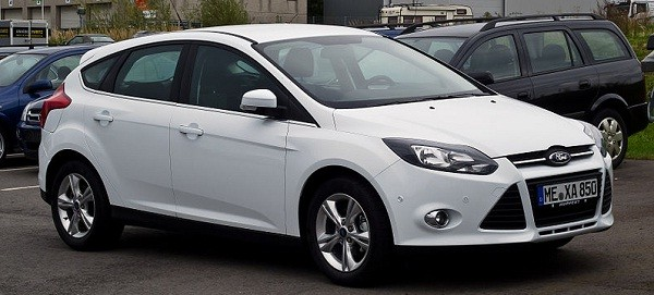 Ford Focus - the best-selling car in 2012