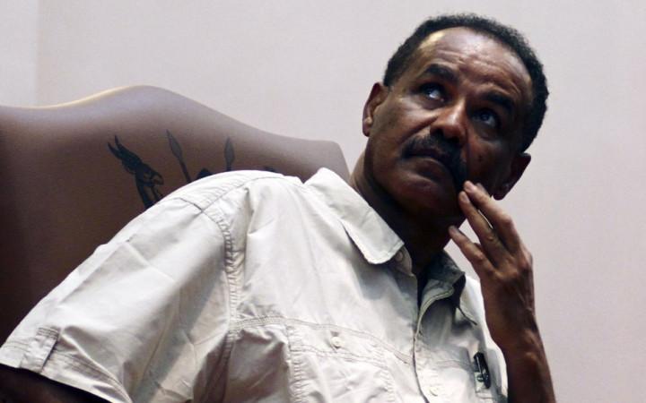 Eritrea's President Isaias Afwerki (Reuters)