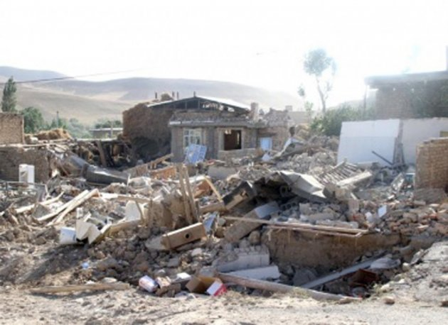 Earthquake strikes Iran's Bushehr city