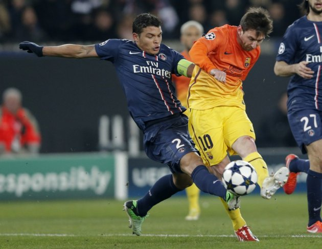 Thiago Silva is expected to start, while Lionel Messi will have a late fitness test