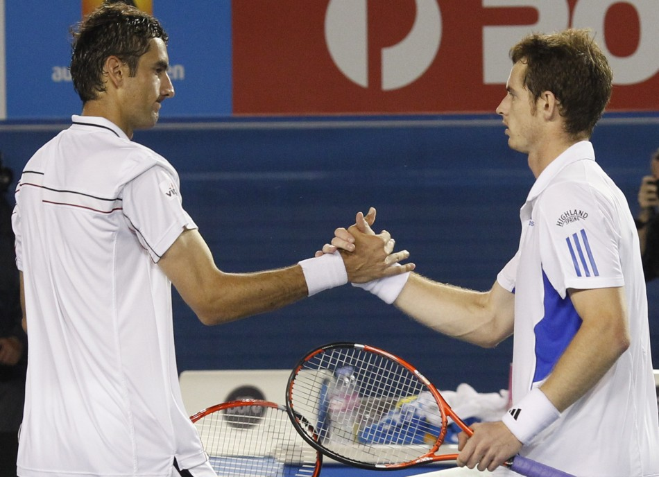 Marin Cilic and Andy Murray