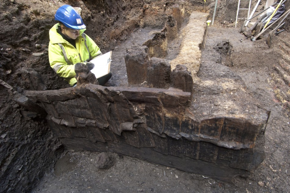 Pompeii Of The North Excavated Under Bloomberg S London Hq