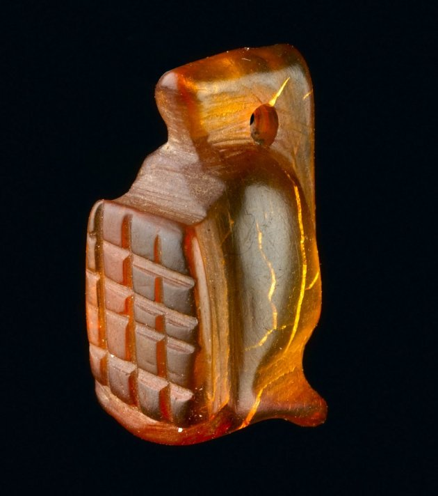 Amber amulet bloomberg place