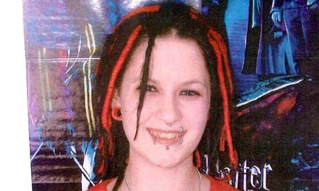 The laws were introduced after Sophie Lancaster was killed in 2007 because of how she looked (Lancashire Police)