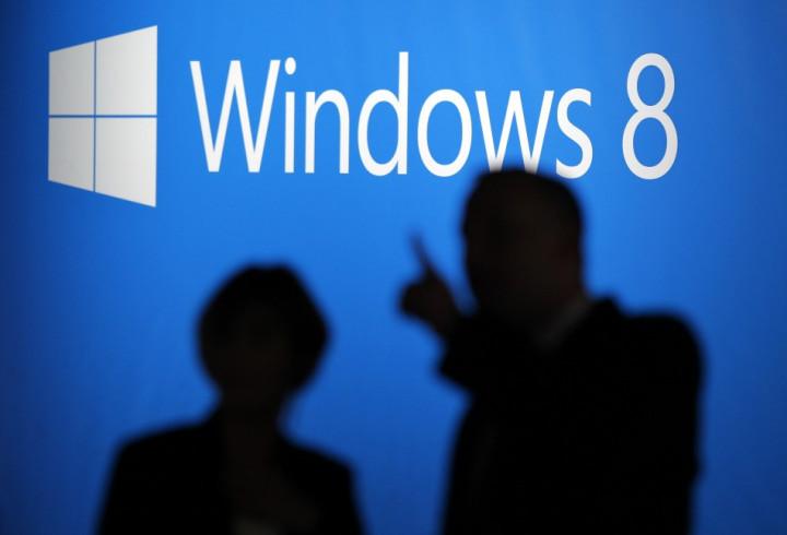 Windows 8 OS