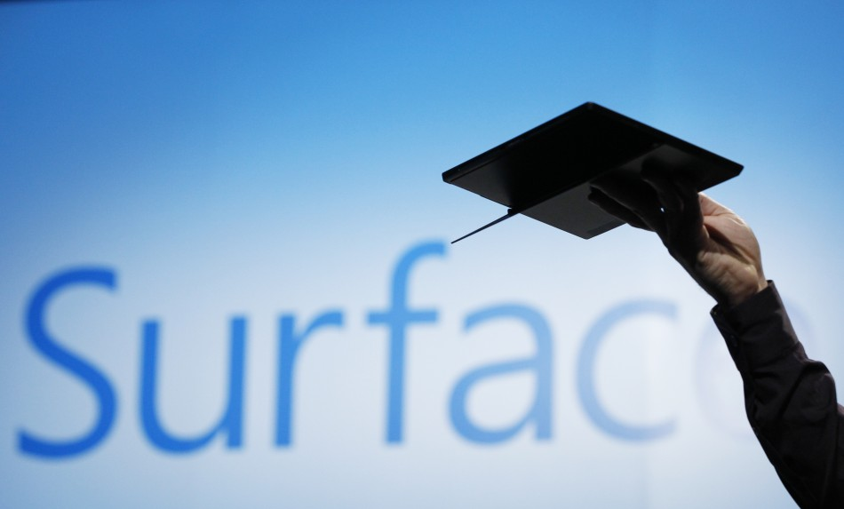 Microsoft Suface Mini Tablet Launch Event