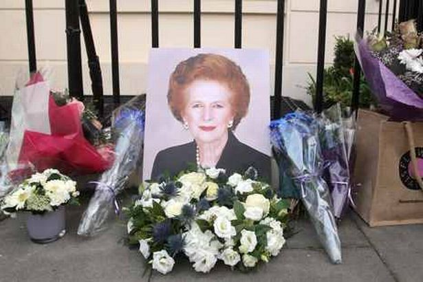 Margaret Thatcher tributes