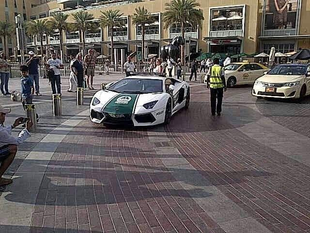 Dubai Police Department