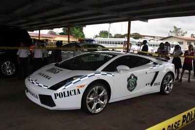 Panamas National Police