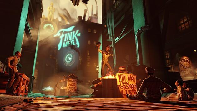 BioShock Infinite Vox Populi