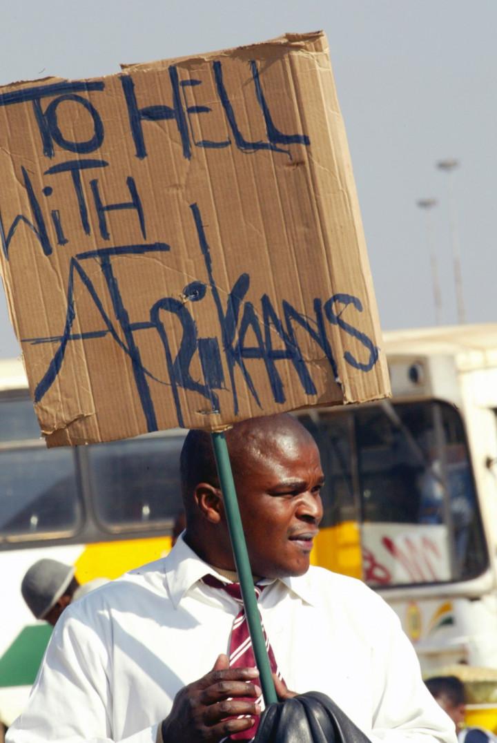 afrikaans language