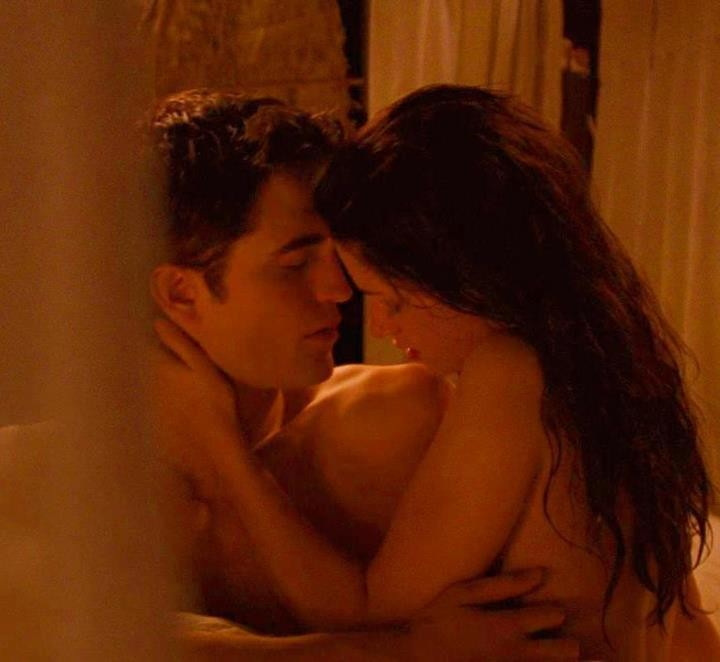 from Colby robert pattinson nude image